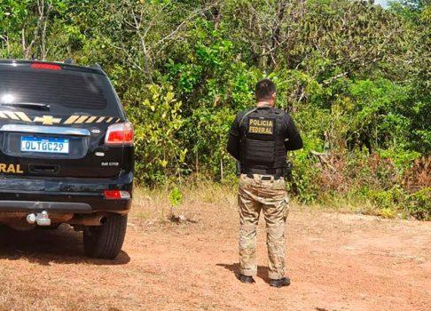 Garimpo ilegal em Tartarugalzinho volta a ser alvo de operação da PF