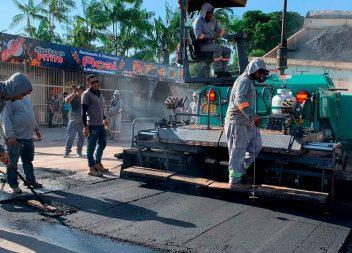 Santana lança plano para executar obras essenciais no município
