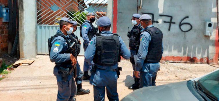 Tentativa de homicídio termina com três pessoas baleadas em Macapá